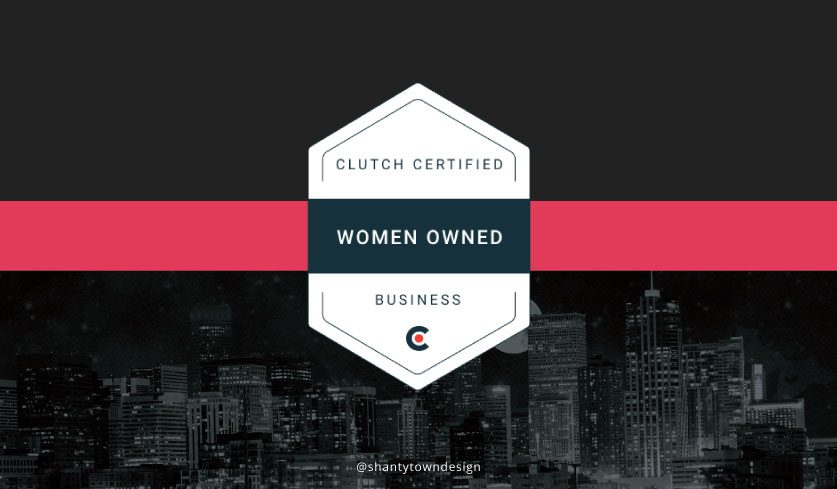 Shanty Town Design is a Top Women-Owned B2B Company for 2020!